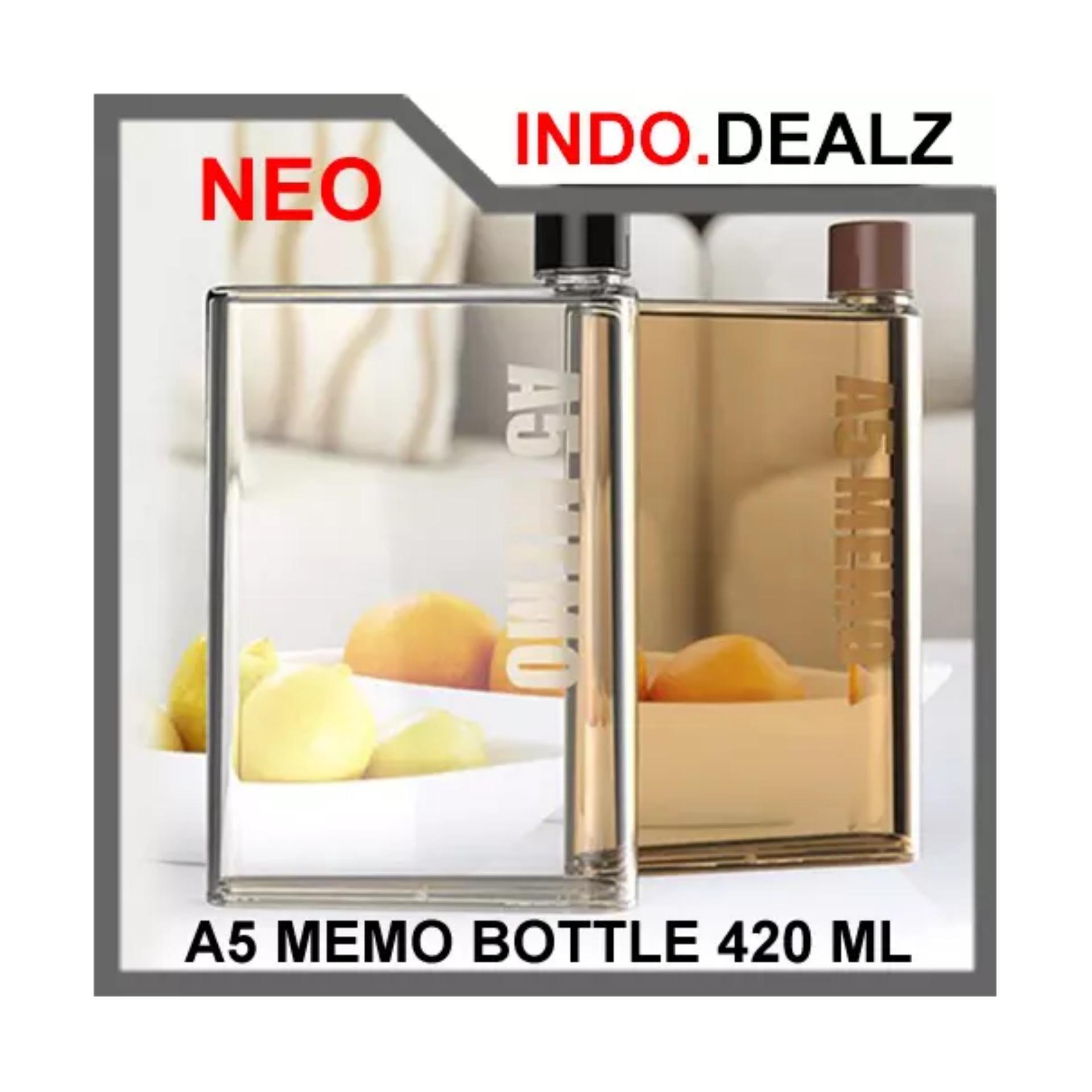 Neo Memo Bottle I Do Your Best Doff Botol Minum Plastikmemobottle A5 Soft Flat 420ml Plastik Memobottleidr110000 Rp 110000
